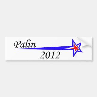 Palin-2012-bumper-sticker Etiqueta De Parachoque