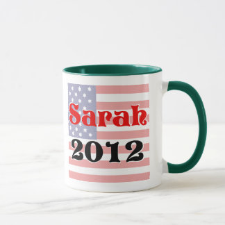 Palin 2012 taza