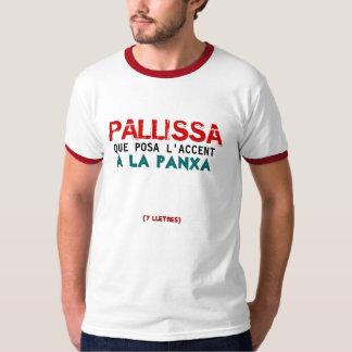 PALLISSA CAMISETA