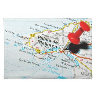 Palma de Mallorca, España Salvamanteles