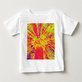 palma fluorescente camisetas