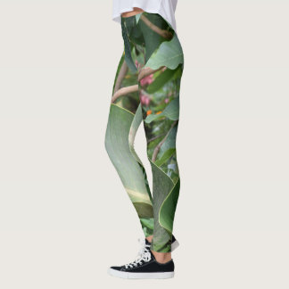 Palmas de Costa Rica Leggings