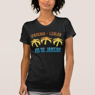 Palmas Río de Ipanema Leblon Camisetas