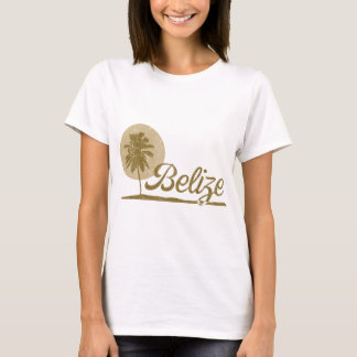 Palmera Belice Camiseta