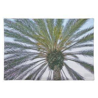 Palmera de California Salvamanteles