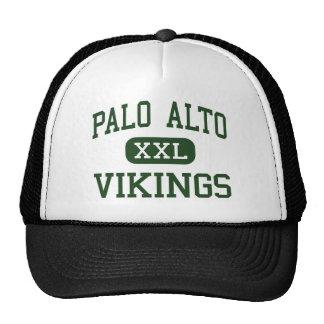 Palo Alto - Vikingos - altos - Palo Alto Californi Gorras