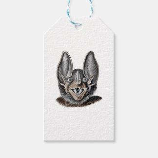 Palo con los oídos grandes etiquetas para regalos