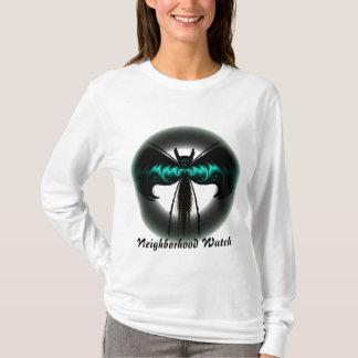 Palo de la aguamarina - vigilancia vecinal - 1 camiseta
