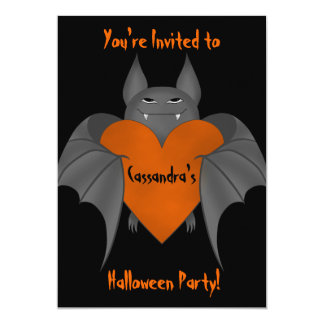 Palo de vampiro amoroso divertido de Halloween Comunicado