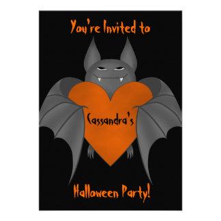 Palo de vampiro amoroso divertido de Halloween