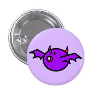 Palo violeta chapa redonda de 2,5 cm