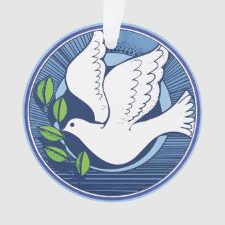 Paloma blanca de la paz