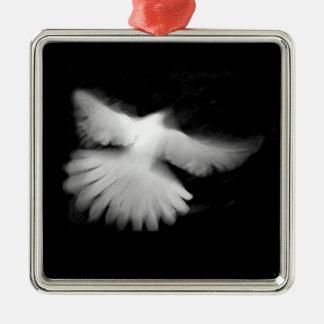 Paloma de la paz ornamentos de reyes magos