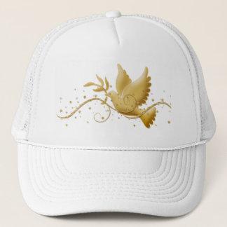 Paloma de los casquillos máximos elegantes de los gorra de camionero