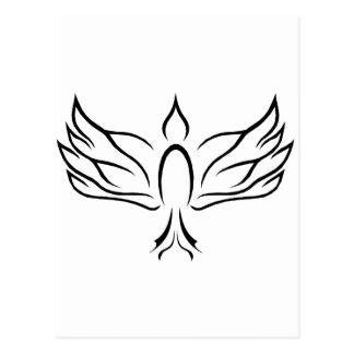 Paloma del Espíritu Santo Postal
