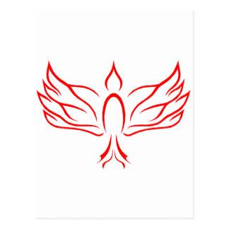 Paloma del Espíritu Santo Tarjetas Postales