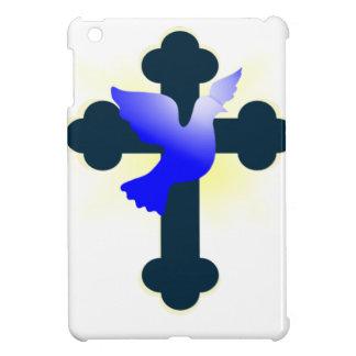Paloma y cruz