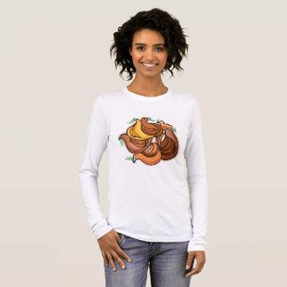 Palomas de paz y ramas de olivo, la camiseta de