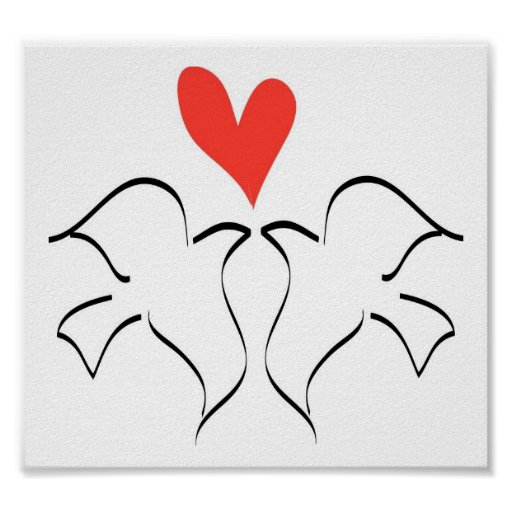 Palomas del amor poster
