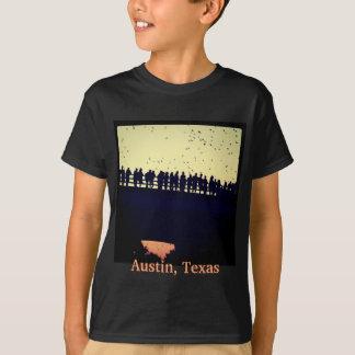 Palos del puente de la avenida del congreso camiseta