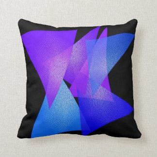 Pamela coloreó la almohada para la decoración