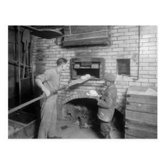 Pan Bakers, 1917 Postal