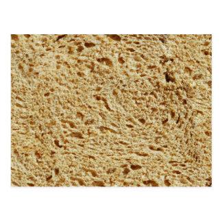 Pan entero del grano postal