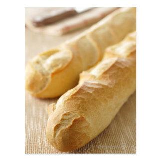 Pan, palillo francés postal