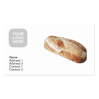 Pan panadería etc tarjetas de visita