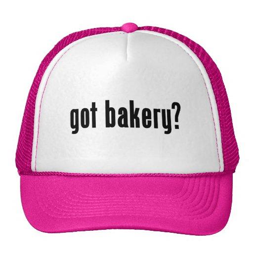 ¿panadería conseguida? gorro de camionero