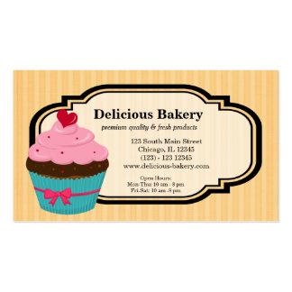 Panadería de la magdalena tarjeta personal