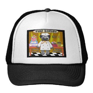 Panadería del barro amasado gorra