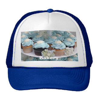 Panadería Gorras De Camionero