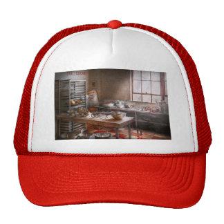 Panadero - cocina - la panadería comercial gorra