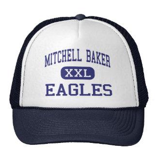 Panadero de Mitchell - Eagles - alto - Camila Geor Gorros Bordados