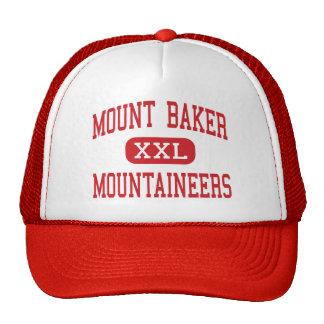 Panadero del soporte - montañeses - alto - Deming Gorra