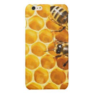 Panal y diseño del modelo de las abejas
