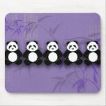 Panda Alfombrillas De Ratones