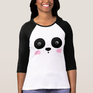 ¡Panda! Camisetas