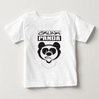 Panda de Crunk Camiseta