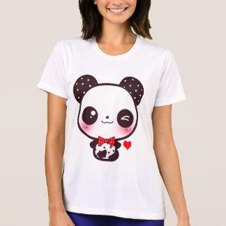 Panda de Kawaii Camiseta