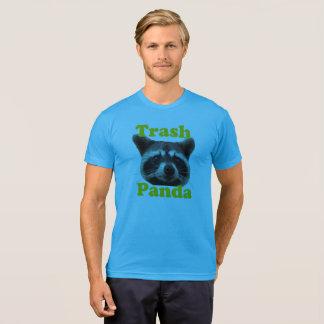 Panda de la basura camiseta