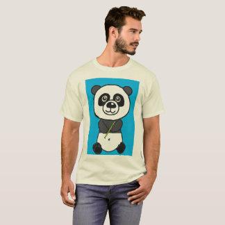 Panda de la panda camiseta