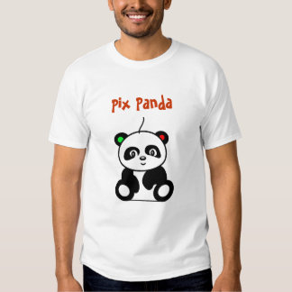 Panda de Pix Camisetas