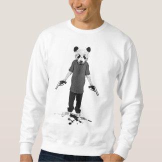 Panda del asesino suéter