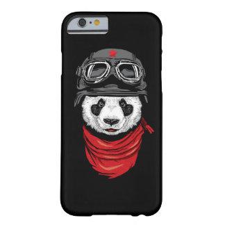 Panda del aviador funda para iPhone 6 barely there