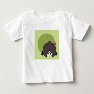 Panda del Pis-UNO-Abucheo - camiseta fina del