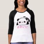 Panda (linda) de Kawaii Camiseta