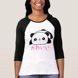Panda (linda) de Kawaii Camisetas