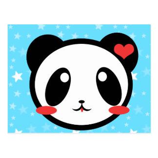 ¡Panda Luv! Postal